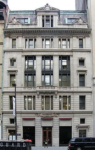 Charles Scribner's Sons - Scribner building