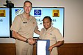 Seabee Receives Recognition (9361444340).jpg