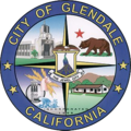 Seal of Glendale, California.png