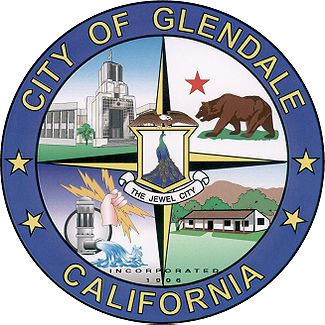 Official seal of Glendale, California