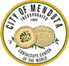 Official seal of Mendota, California