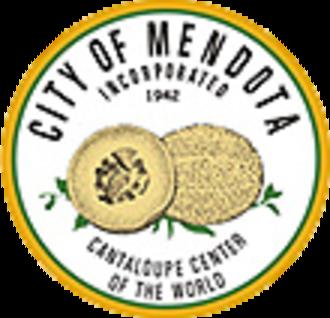Mendota, California - Image: Seal of Mendota, California