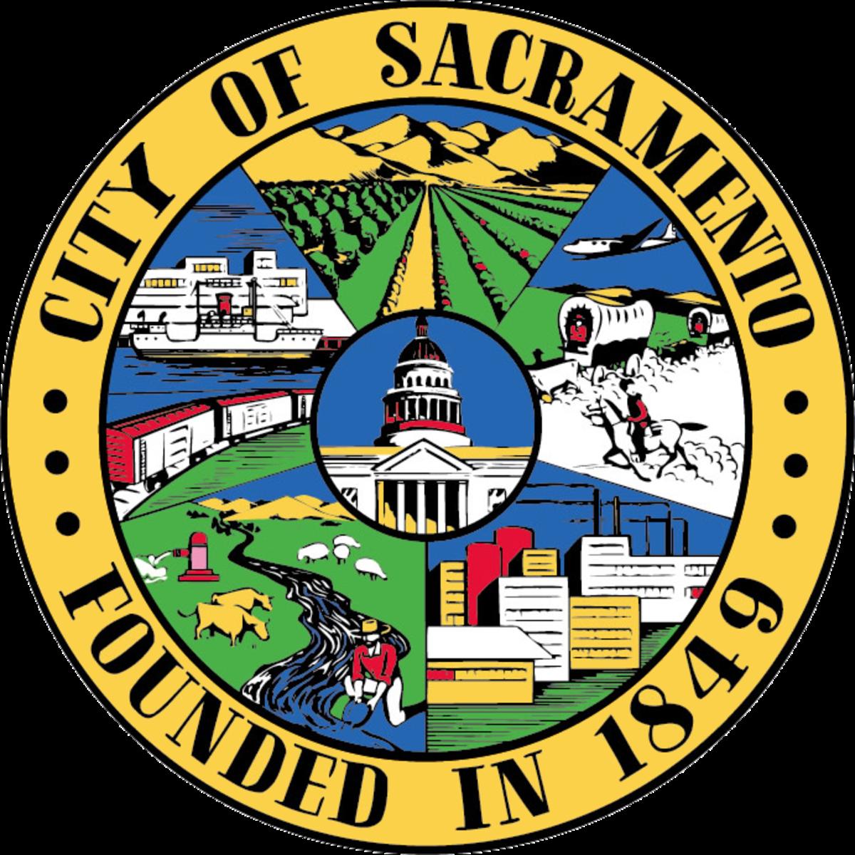 Erwachsenenpflegezustand von Kalifornien sacramento