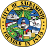 Seal of Sacramento, California