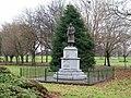 Sean Russell's statue in Fairview Park, Dublin.jpg