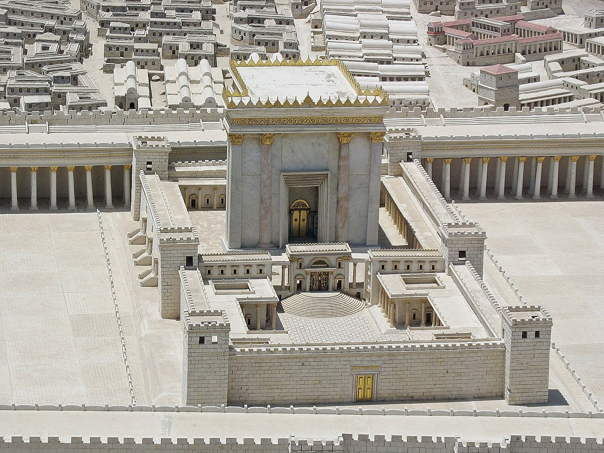 king herod\'s temple diagram second temple wikipedia  second temple wikipedia