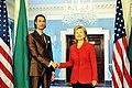 Secretary Clinton Meets With Libyan National Security Advisor (3486081887).jpg