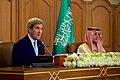 Secretary Kerry and Foreign Minister al-Jubeir Address Reporters (31577754522).jpg