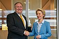 Secretary Pompeo Meets With European Commission President-elect Ursula von der Leyen (48666572151).jpg