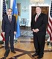 Secretary Pompeo Meets with Kosovo Prime Minister Avdullah Hoti (50305041368).jpg