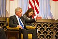 Secretary of Defense Hagel Meets Japan's Prime Minister Abe - Flickr - East Asia and Pacific Media Hub.jpg