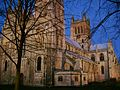 Selby Abbey from South West.JPG