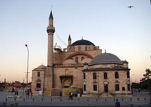 Selimiye Mosque, Konya 01