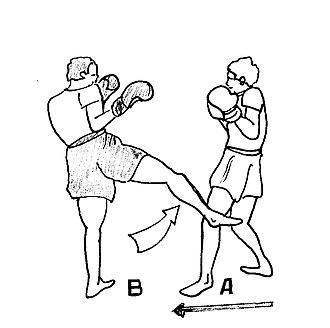 Low kick - Image: Semi 1