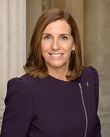 Sen. Martha McSally official Senate headshot 116th congress.jpg