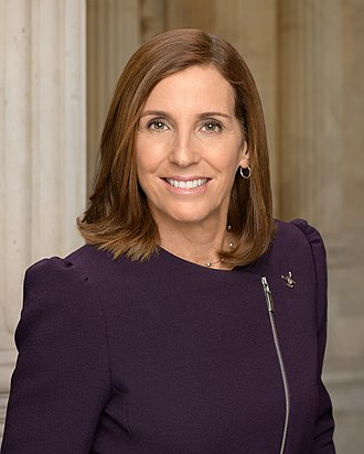 United States congressional delegations from Arizona - Senator Martha McSally (R)