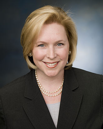 2012 United States Senate election in New York - Image: Senator Kirsten Gillibrand