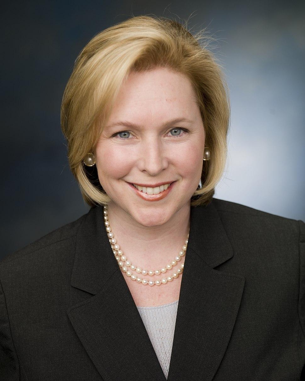 Senator Kirsten Gillibrand