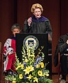 Senator Stabenow Delivering the Commencement Address at University of Michigan's Ford School of Public Policy. (16785930164).jpg