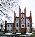 Senieji Trakai Church facade.jpg
