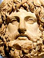 Serapis - IIéme siécle aprés JC - Carthage Tunisie - Musée du Louvre. (4386776687).jpg