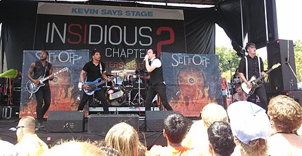 Set It Off Band 2013