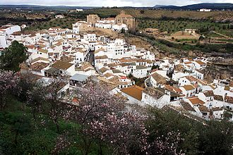Setenil de las Bodegas - Image: Setenil de las Bodegas Cadiz Spain