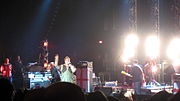 Photo représentant les Sex Pistols.
