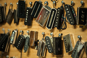 Seymour Duncan - Seymour Duncan pickup types