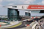 Shanghai F1 Circui 01