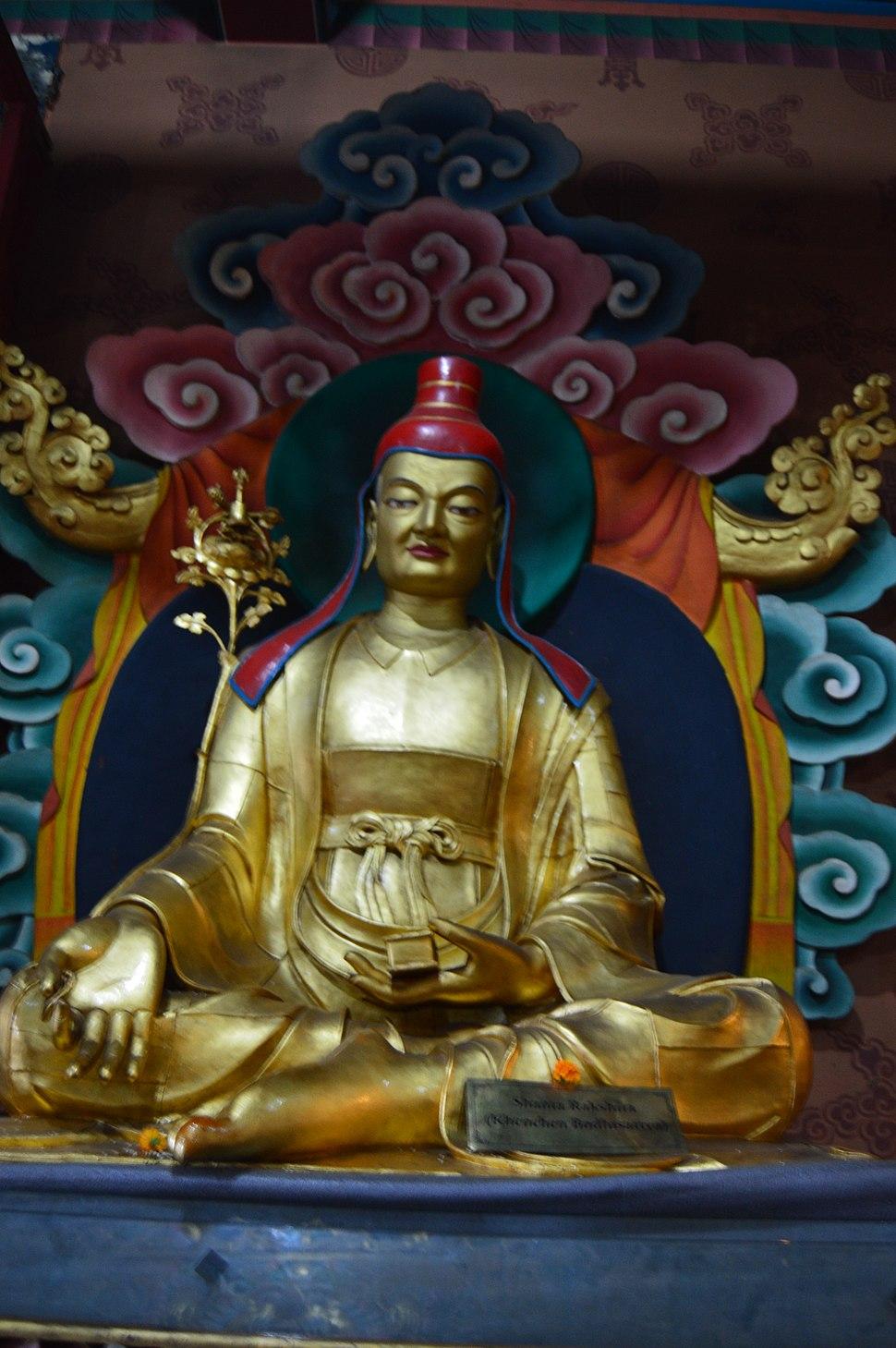 Shanta Rakshita (khenchen Bodivasatva)