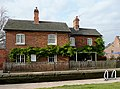 Shardlow Lock Cottage, Derbyshire - geograph.org.uk - 1617176.jpg