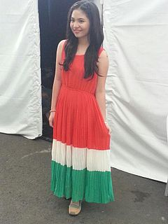 Sharlene San Pedro Filipino actress
