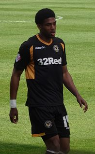 Shaun Jeffers English association football player