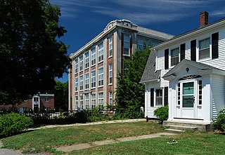 Shawsheen Village Historic District United States historic place