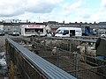 Sheep pens, Newport Cattle Market - geograph.org.uk - 995442.jpg