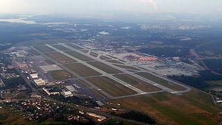 Sheremetyevo International Airport international airport serving Moscow, Russia