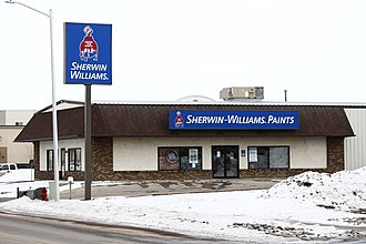 Sherwin-Williams - A Sherwin-Williams Paints in Gillette, Wyoming