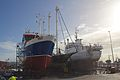 Ships at Cape Town Syncrolift 2014 01.jpg