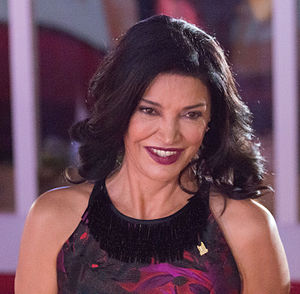Shohreh Aghdashloo - Aghdashloo at the Toronto International Film Festival premiere of Septembers of Shiraz in 2015