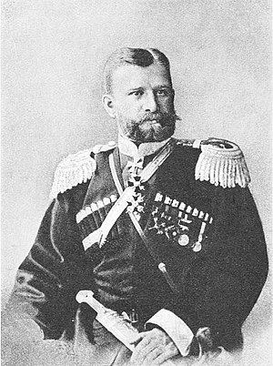 Georgii Stackelberg - General George Karlovich Stackelberg