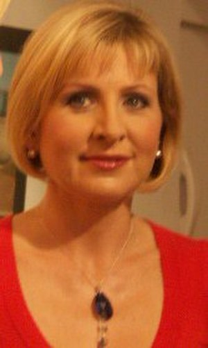 Sian Lloyd (news presenter) - Image: Siân Lloyd (news presenter)