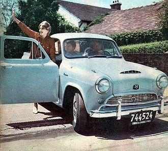 Siam Di Tella - A 1962 ad for Siam's Argenta model