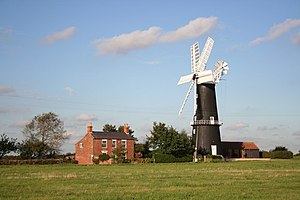 English: Sibsey Trader Mill