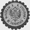 Siegelmarke K.K. Steueramt Kirchberg am Wagram W0319727.jpg