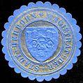 Siegelmarke Magistrat der Stadt - Herborn W0227371.jpg