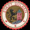 Siegelmarke Stadt Dülken W0313348.jpg
