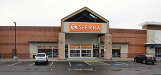 Sierra (retailer) American off-price retailer