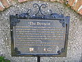 Sign on the Dovecot at Kirkby.jpg