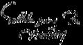 Signatur Wilhelm I. (Oranien).PNG